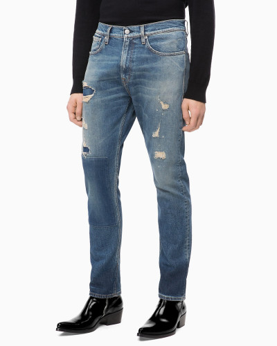 CKJ 056 Athletic Tapered Jeans