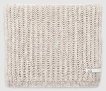 Grobstrick-Schal
