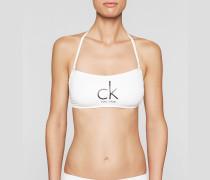Bandeau-Bikini-Oberteil - CK NYC