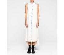 Denim-Maxi-Kleid