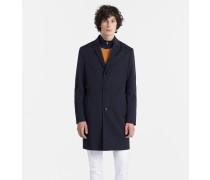 Mantel aus Techno-Gabardine