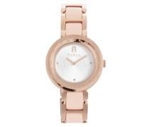 Essential Rosa Armbanduhr