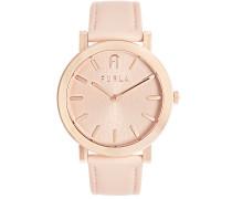 Minimal Shape Rosa Armbanduhr
