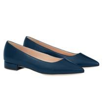 Blogger Blau Ballerinas