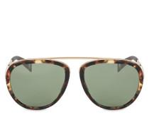Man Marina Sonnenbrille Havana