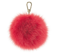 Bubble Schlüsselanhänger Pinky Fluo
