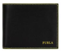 Man Apollo Bi-Fold Portemonnaie M Onyx