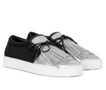 Milano Sneakers Color Silver