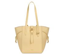 Net Gelb Tote-Bag