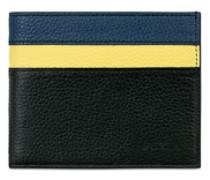 Man Ulisse Bi-Fold Portemonnaie M Onyx