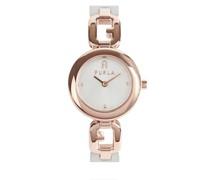 Arco Chain Weiß Armbanduhr