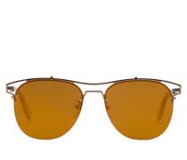 Man Zefiro Sonnenbrille Color Gold
