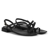 Armonia Schwarz Sandale