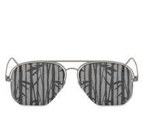 Man Ulisse Sonnenbrille Color Silver
