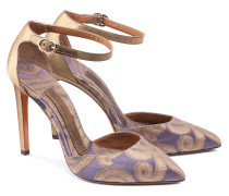 Rubelli-Brokat Pumps