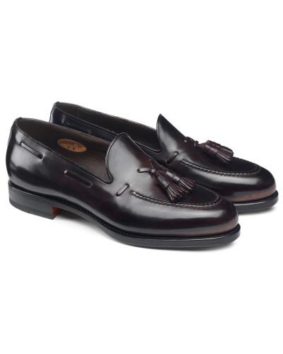 Breite Palette Von Online Frei Versandkosten Santoni Herren Loafer aus Leder Auslass Veröffentlichungstermine Billig Verkauf Der Neue Ankunft BkDmES