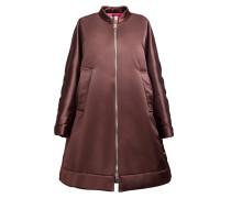 Mantel aus Polyester mit Satin-Effekt