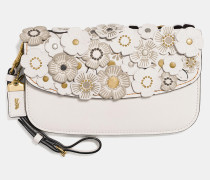 "Clutch im Tea Rose""-Design"