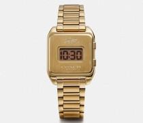 Darcy Digital Watch, 30mm X 37mm