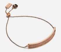 Armband mit Schiebeverschluss