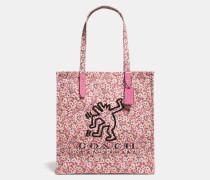 X Keith Haring Tote