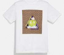 "Charakteristisches Big Apple Camp""-T-Shirt"
