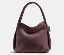 Bandit Hobo In Natural Pebble Leather