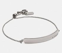Stabarmband mit Schiebeverschluss