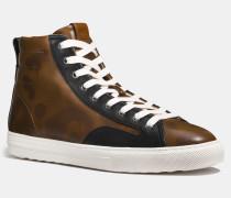"""C227 Hightop-Sneaker im Wild Beast""""-Design"""