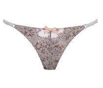 Lorelli Thong Rose Gold And Silver