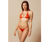 Tonya Bikini Bottoms Orange