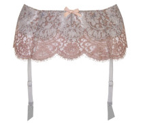 Lorelli Suspender Rose Gold And Silver
