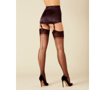 Opale Stocking In Black
