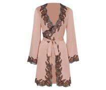Amelea Pyjama Top Pink/Black