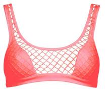 Shannon Bikini Top Coral