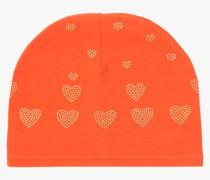 Mütze Mit Herzen