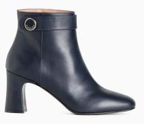 Twinset Ankle-Boot Aus Leder