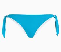 Tanga-Bikinihose Mit Schleifen