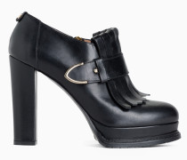 Twinset Ankle-Boot Mit Fransen