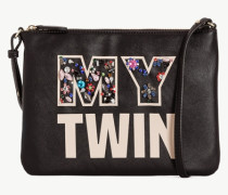 Twinset Pochette Mit Stickerei