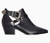 Twinset Cowboy-Ankle-Boot