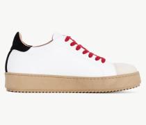 Twinset Sneaker Mit Herzen