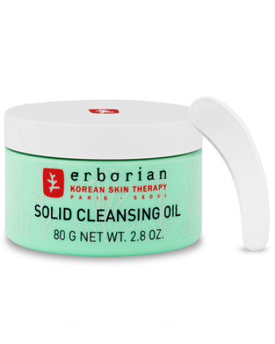 Solid Cleansing Oil 80g