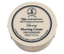 St James Shaving Cream Bowl 150g