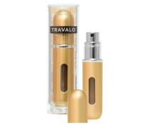 Classic HD Refillable Perfume Spray - Gold