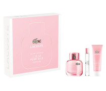 Eau De L.12.12 Pour Elle Sparkling Eau De Toilette 50ml Gift Set