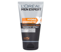 """Men Expert Hydra Energetic Daily Purifying Wash """"""""Magnetic"""""""" Effect 150ml"""