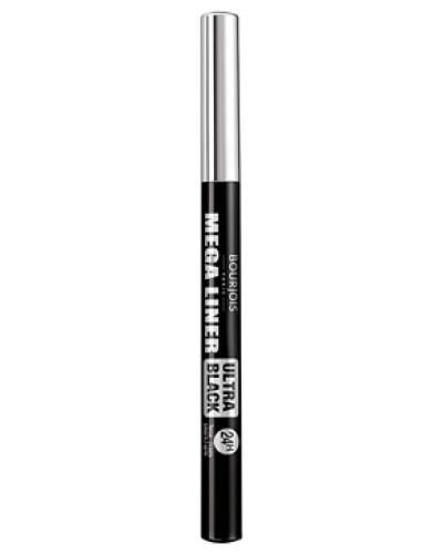 Mega Eyeliner Ultra Black 0.8ml