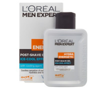 Men Expert Hydra Energetic Post-Shave Gel Ice-Cool Soothing Effect 100ml
