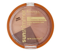 Sunshimmer 3 in 1 Shimmering Bronzing Powder 9.9g